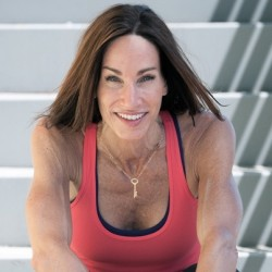 Karen Burnett yoga instructor Yoga Palm Beach
